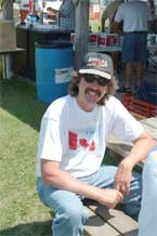 Thumbnail: Russell Ontario Lion Henry Stahl - Organizer of Canada Day 2003